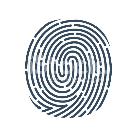 556x556 Thumbprint Logo Vector
