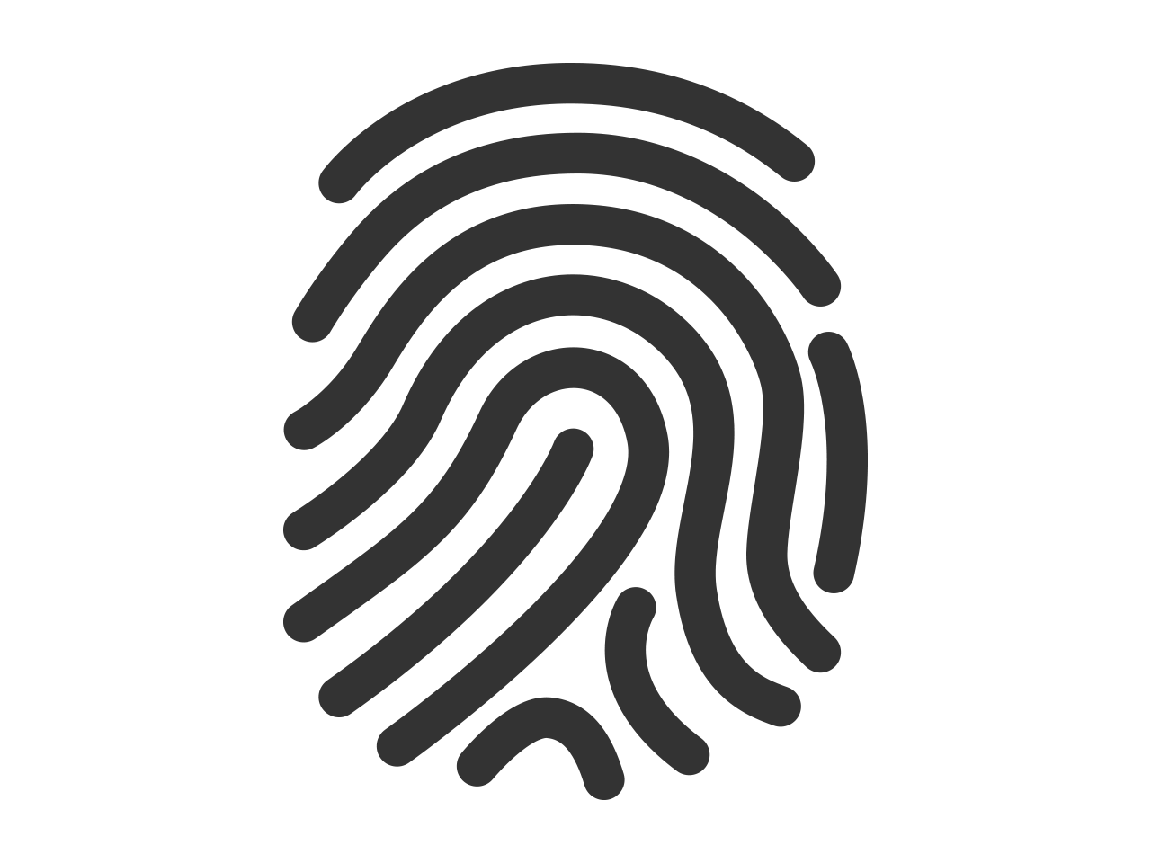 1280x960 Thumbprint Vector Free Download On Melbournechapter