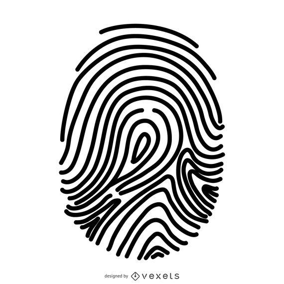 570x570 Basic Fingerprint Illustration