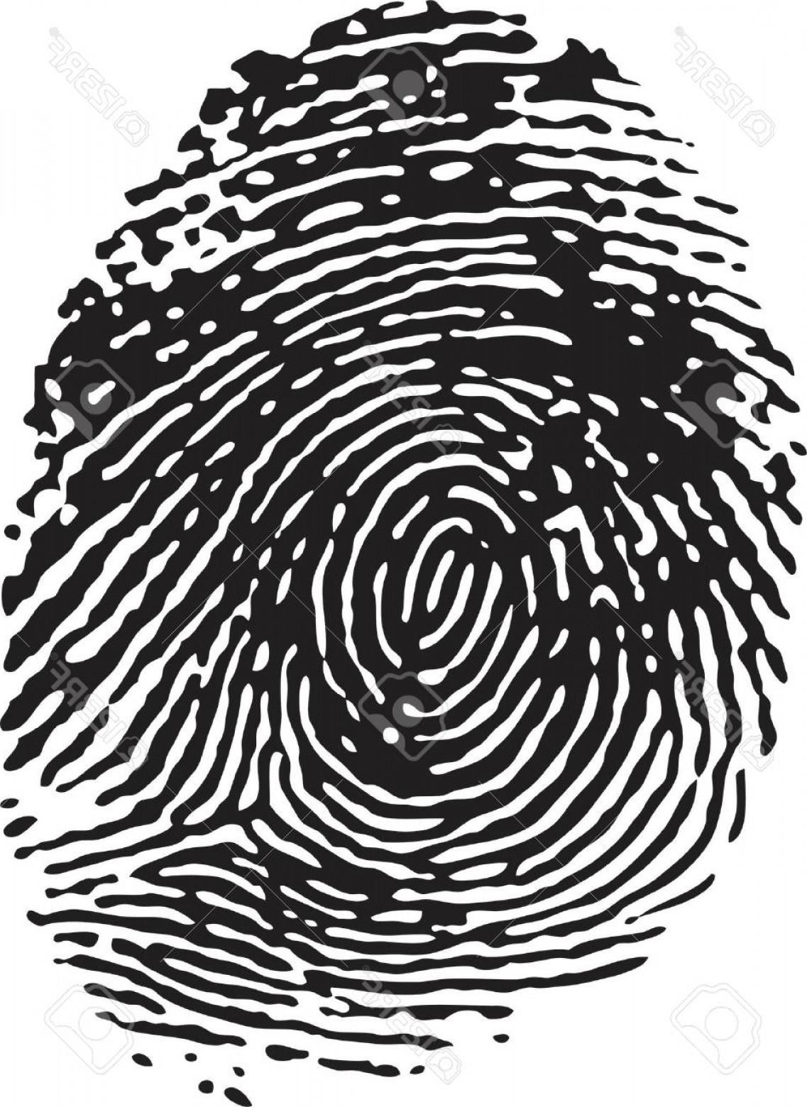 1137x1560 Black And White Thumbprint