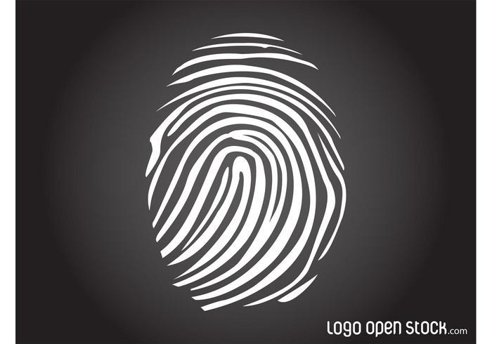 700x490 Fingerprint Free Vector Art