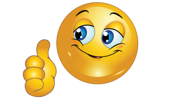 600x338 Free Png Hd Smiley Face Thumbs Up Transparent Hd Smiley Face