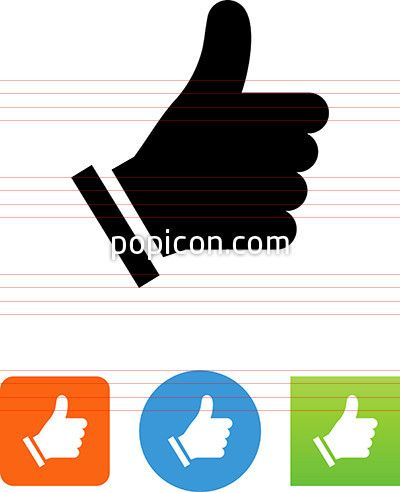 400x492 187 Best Hands Icons Images Thumbs Up Free Vector