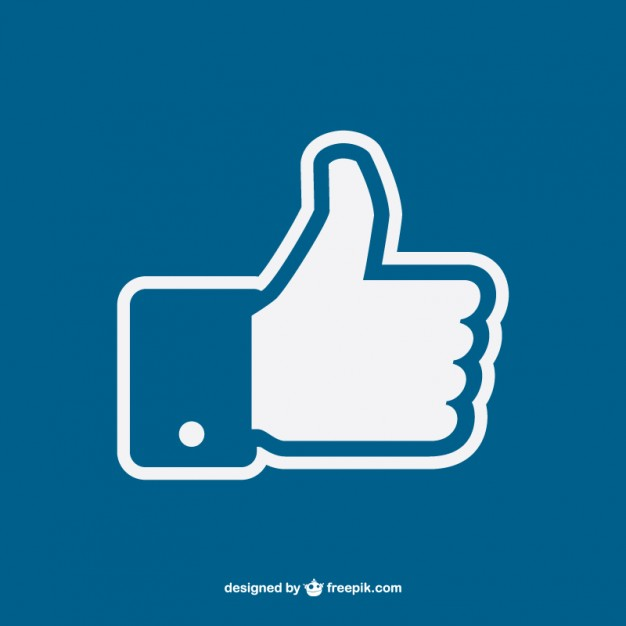 626x626 Thumbs Up Vector Free Download