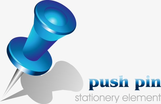 650x422 Website Stereoscopic Decorative Pushpin Icon, Website, Three