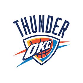 280x280 Oklahoma City Thunder Logo Vector Free Download