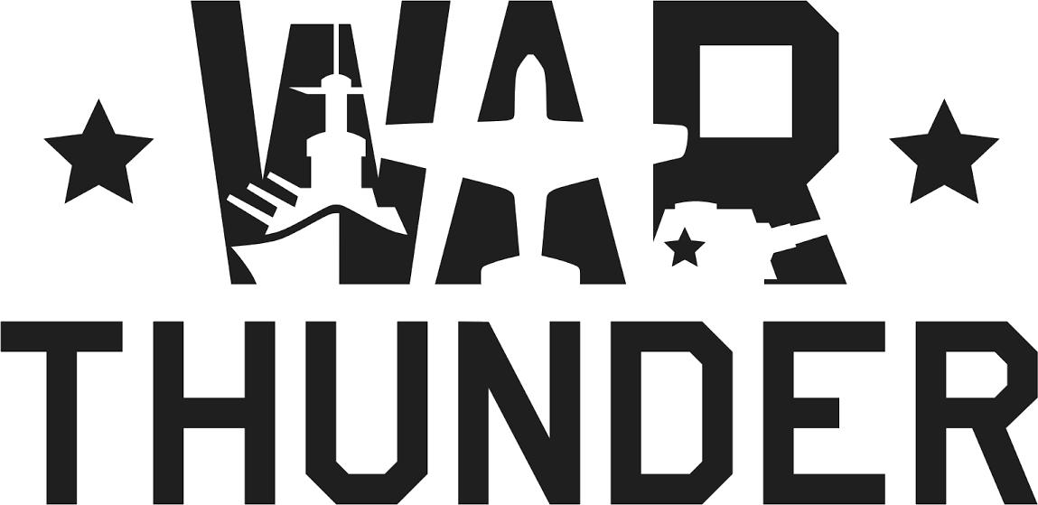 1149x559 War Thunder Logo Vector Graphics Decal