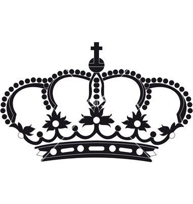 380x400 Tiara Vector Free Desktop Backgrounds