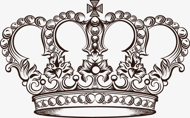 650x407 Crown Vector, Retro, Decoration, Europe Png And Vector For Free