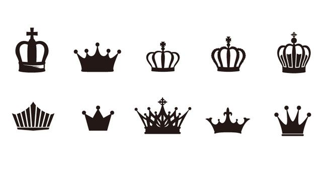 650x344 Crowns Vector
