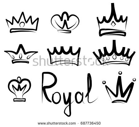 450x413 Free Tiara Vector Art Crown Graphics Set Download Free Vector Art