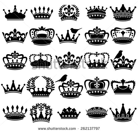 450x429 Free Tiara Vector Art Vector Vintage Prince Crown Free Vector For