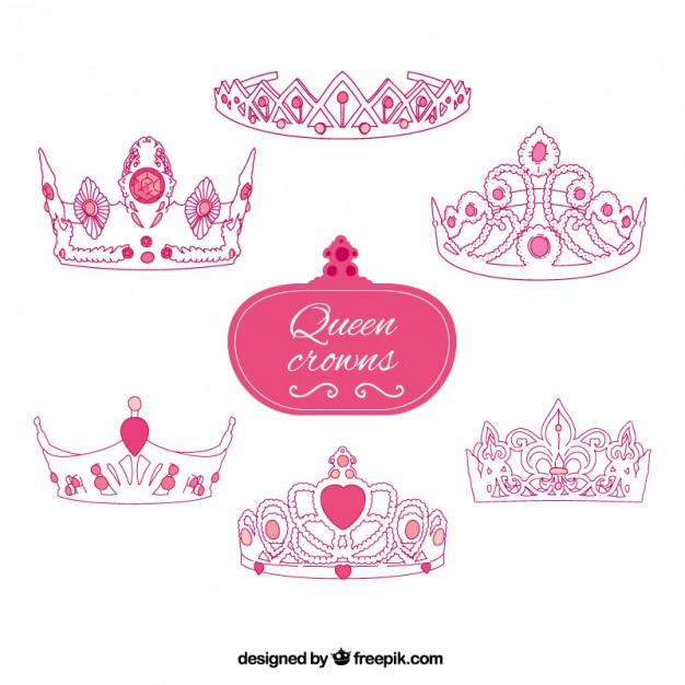 626x626 Queen Tiara Vector