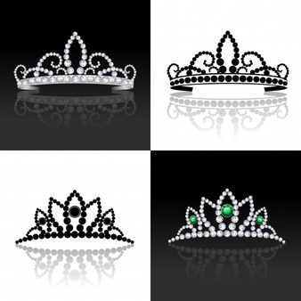 338x338 Tiara Vector Free Desktop Backgrounds