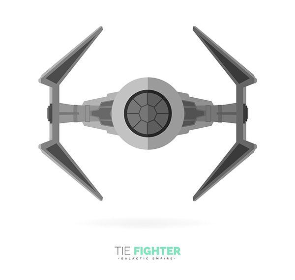 600x570 Star Wars Vector Illustration Poster Star