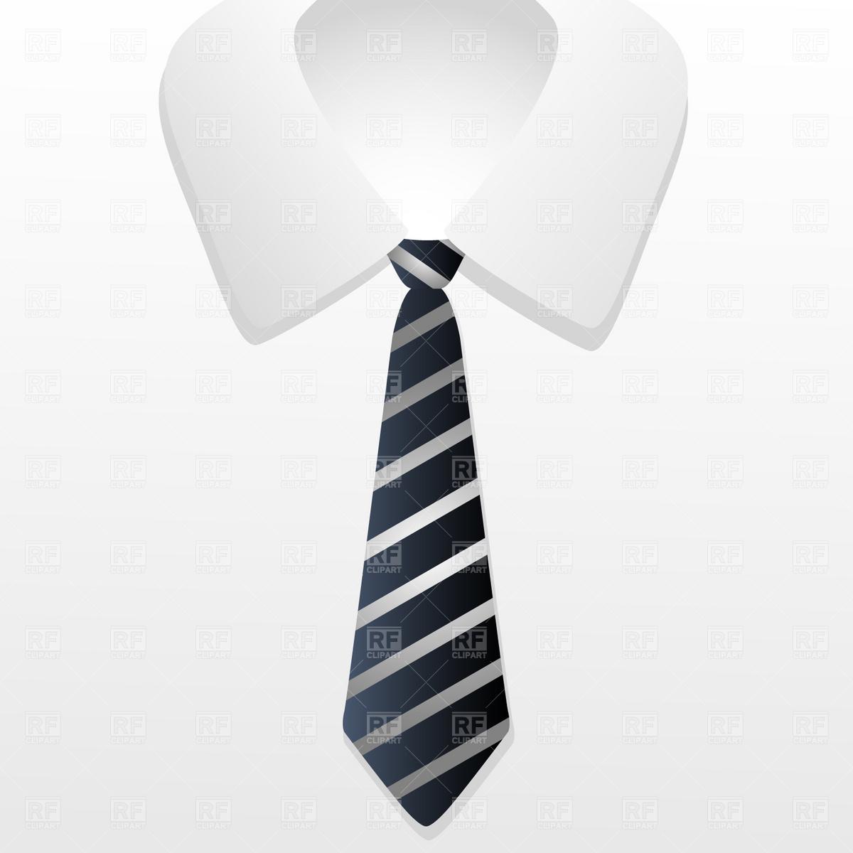 1200x1200 Stripy Tie Vector Image Vector Artwork Of Beauty, Fashion