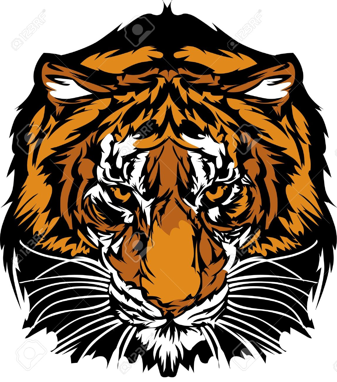 1147x1300 Bengal Clipart Tiger Eyes