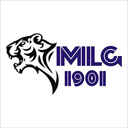 425x425 Isee360 Tiger Face Vector Letter Mlg 1901 E2 Customized Royal
