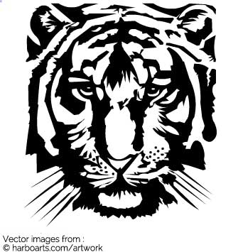 335x355 Download Tiger Face