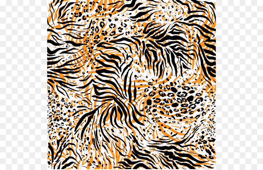 900x580 Tiger Giraffe Skin Pattern