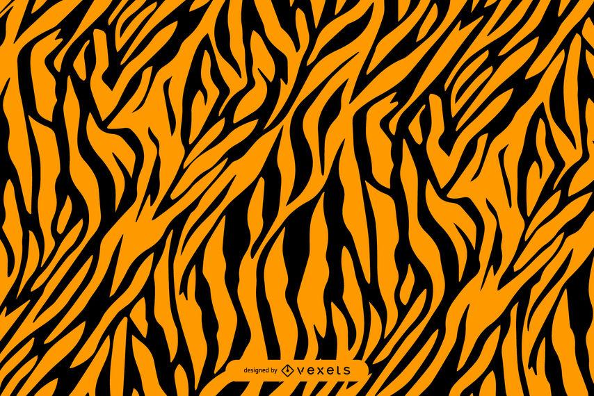 854x570 Tiger Stripes Pattern