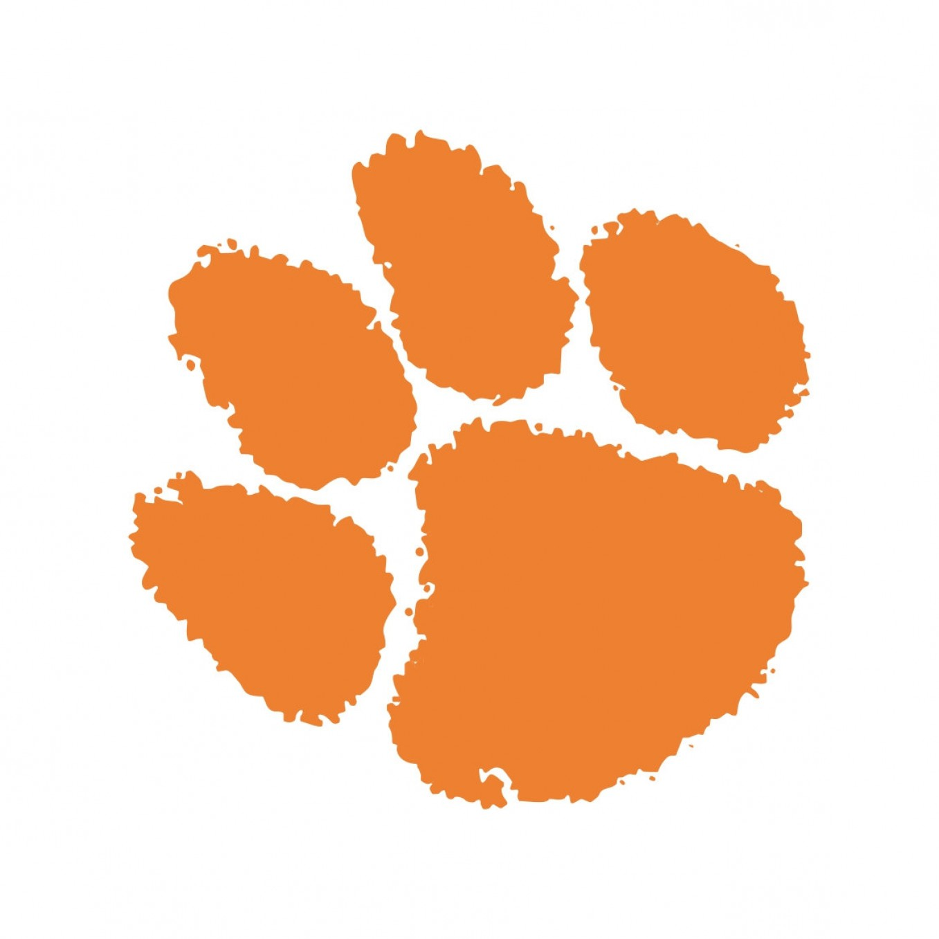 7 free free The  best vector from Clemson images. Download
