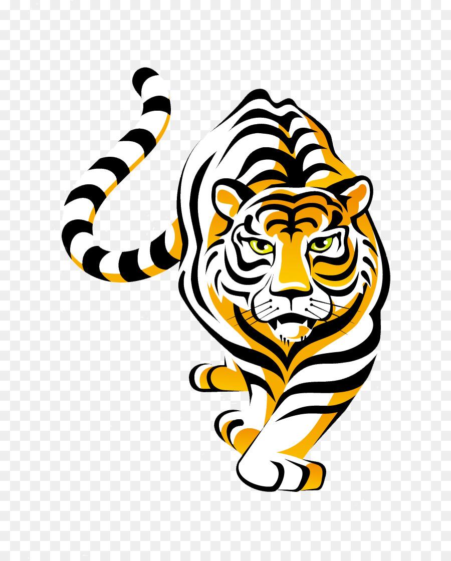 900x1120 Tiger Photography Clip Art