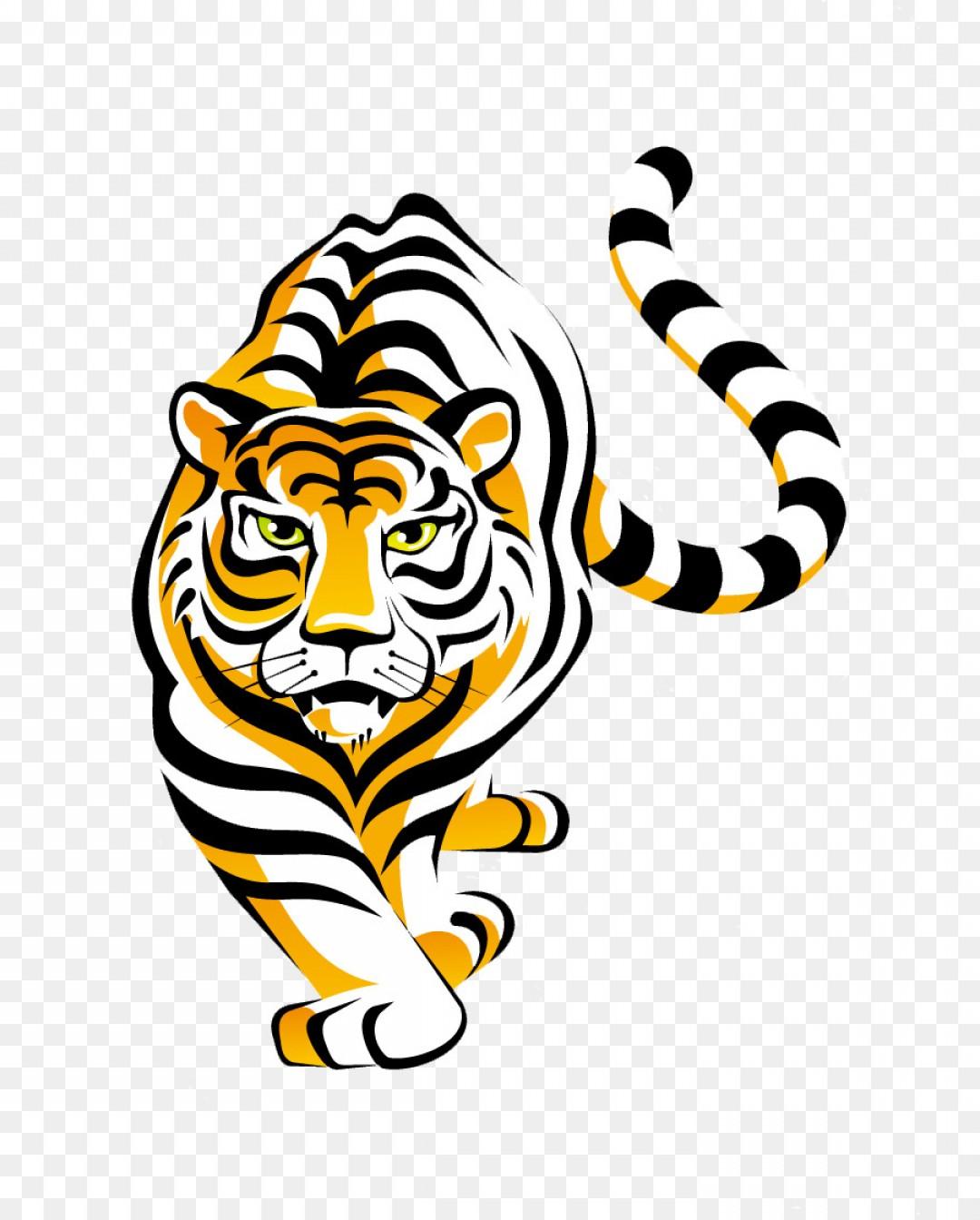 1080x1344 Png Tiger Photography Clip Art Tiger Vector Lazttweet