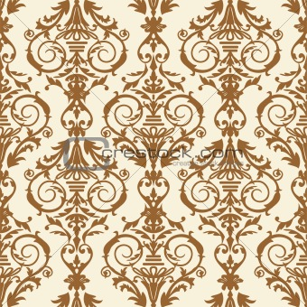 340x340 Image 2311734 Baroque Tile, Vector Illustration From Crestock