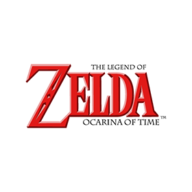 280x280 The Legend Of Zelda Ocarina Of Time Logo Vector Free Download