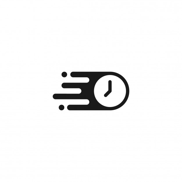 626x626 Fast Time Icon Vector Premium Download