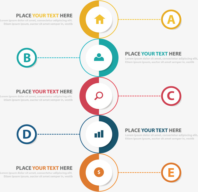 650x632 Circle Icon Timeline, Circle Vector, Icon Vector, Timeline Vector