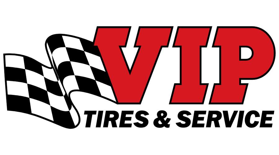 900x500 Vip Tires Amp Service Logo Vector