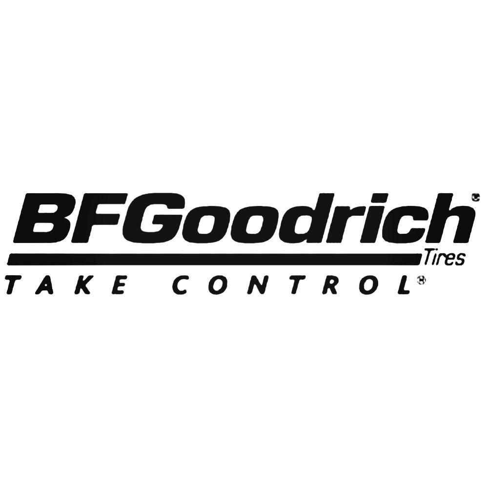 1000x1000 Bf Goodrich Tires Logo Vector Aftermarket Decal Sticker