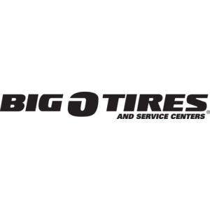 300x300 Big O Tires Logo, Vector Logo Of Big O Tires Brand Free Download