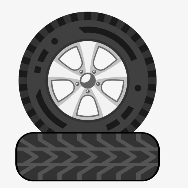 650x651 Black Texture Tire, Black Vector, Texture Vector, Tire Vector Png