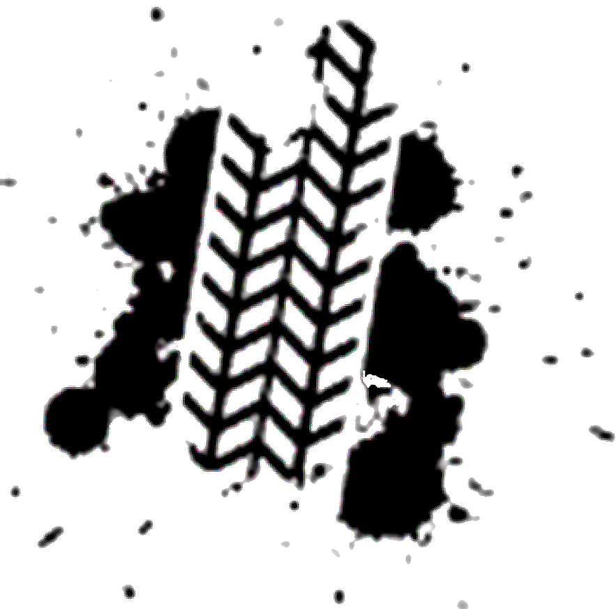 Tire Track Vector Free