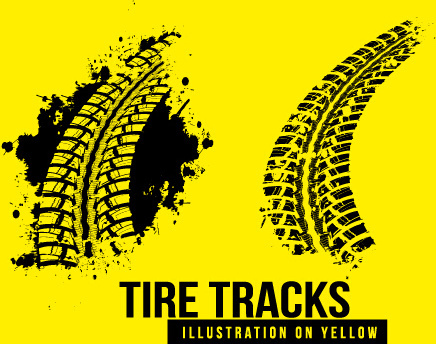 tire track vector free at getdrawings com free for personal use