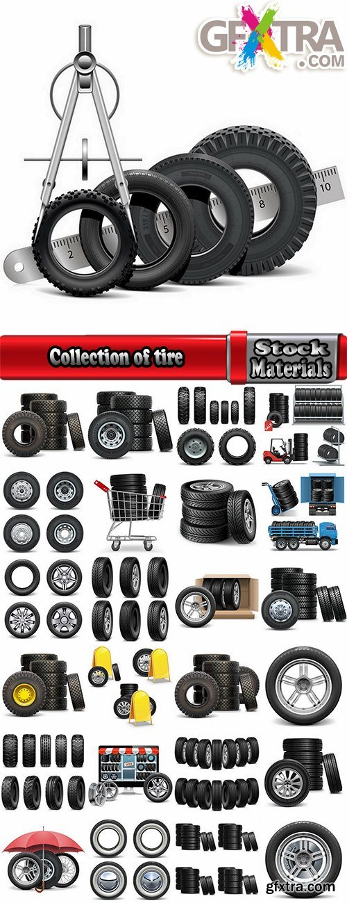 500x1299 Collection Of Tire Rubber Tire Tread Vector Image 25 Eps Gfxtra