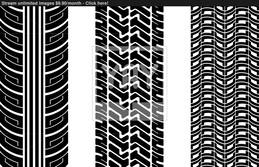 259x167 Download Tire Tread Vector Clipart Car Tread Tire