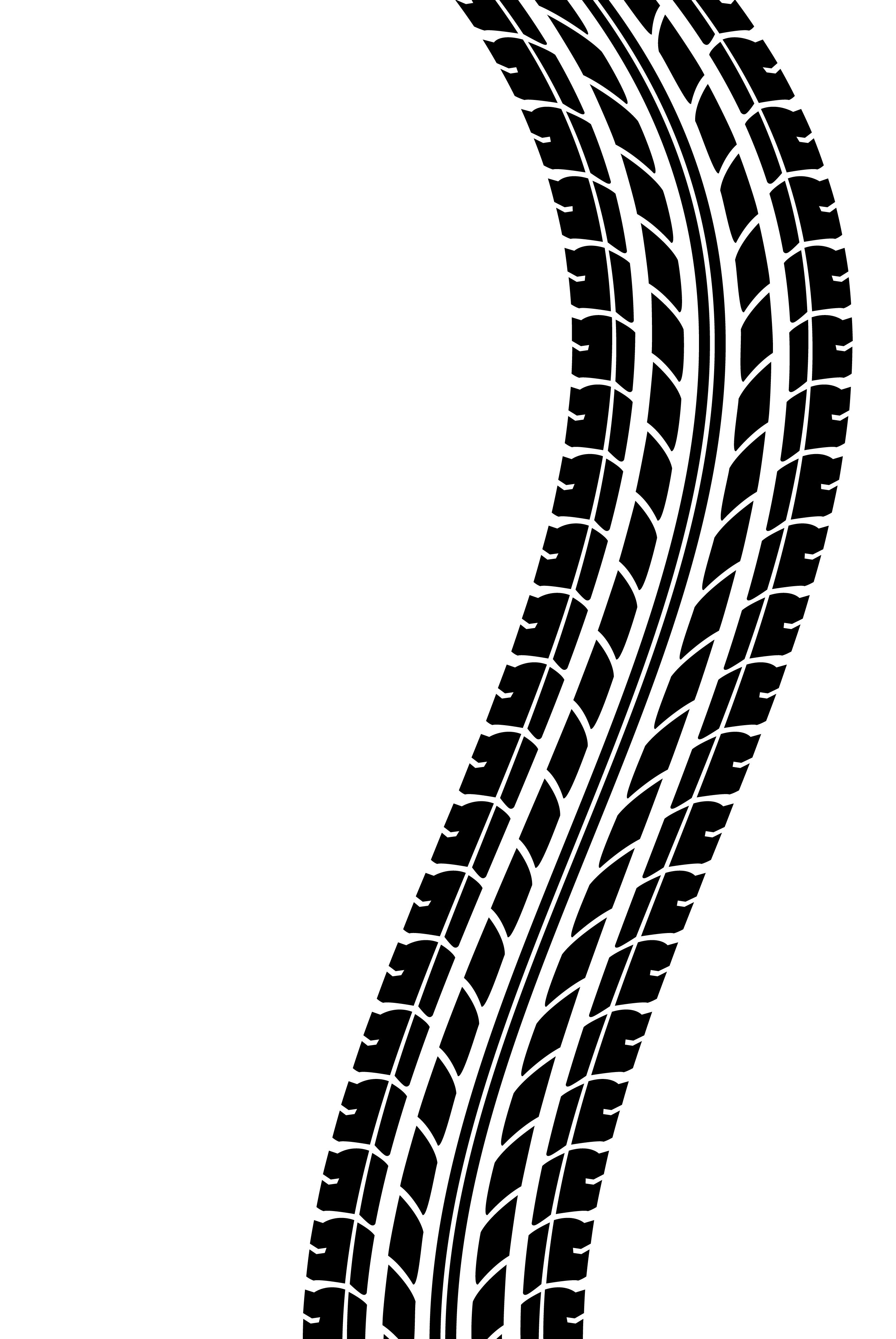 2592x3872 Collection Of Tire Tread Clipart Free High Quality, Free
