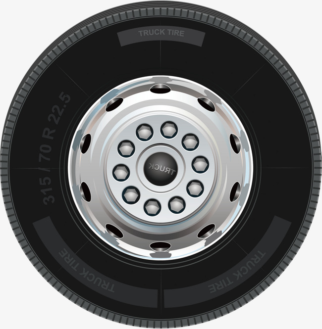 650x665 Tire Png Vector Element, Tire Vector, Tire Vector, Black Png And