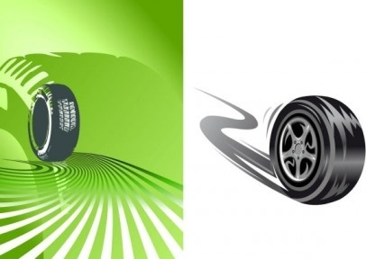 406x288 Tire Vector Free Vector Download (160 Free Vector) For Commercial