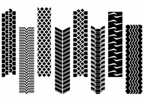 285x200 Tractor Tire Free Vector Graphic Art Free Download (Found 353