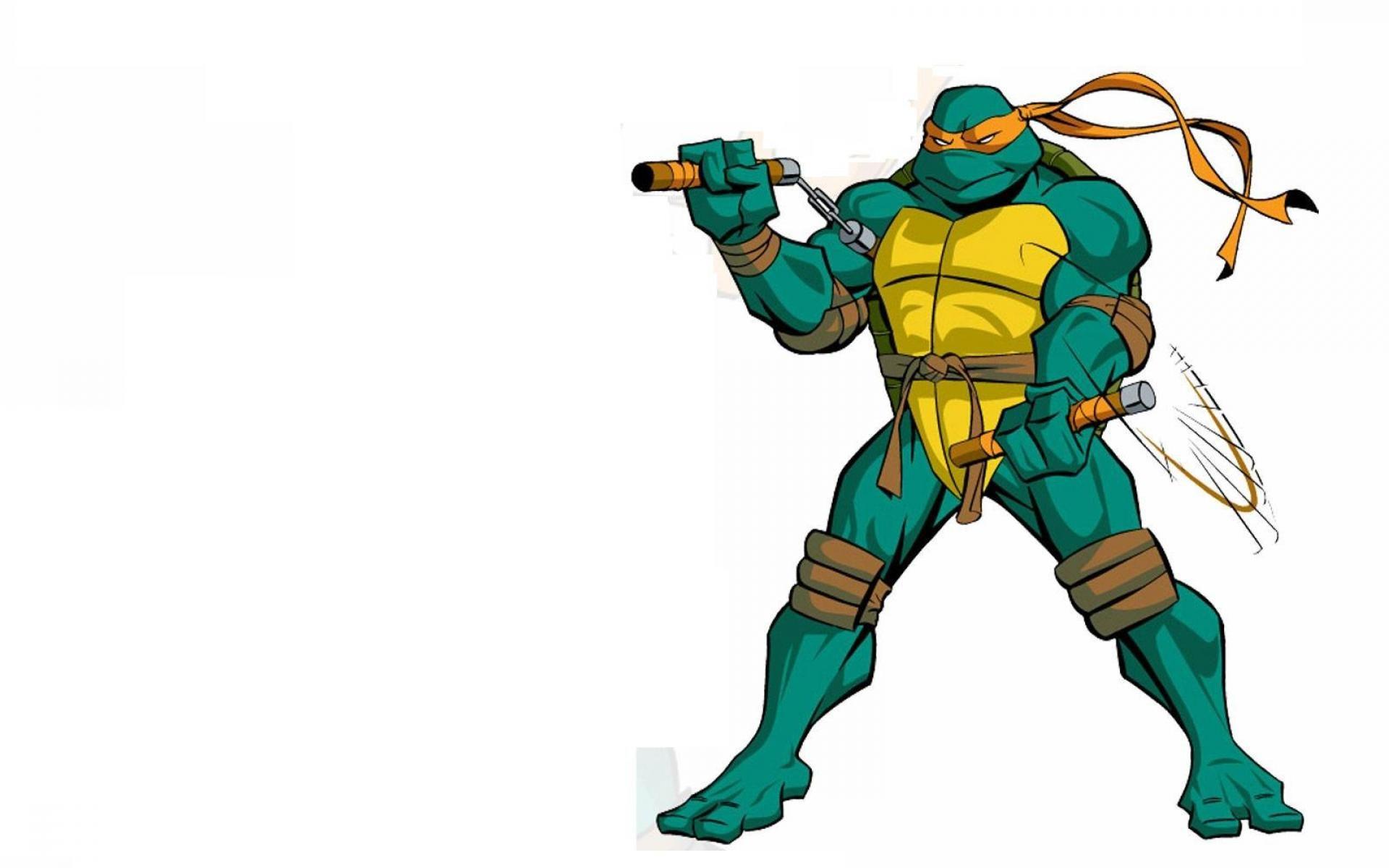 1920x1200 Teenage Mutant Ninja Turtles Michelangelo Wallpapers Group
