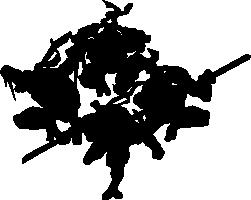 251x200 Teenage Mutant Ninja Turtles Silhouettes Silhouettes Of Teenage