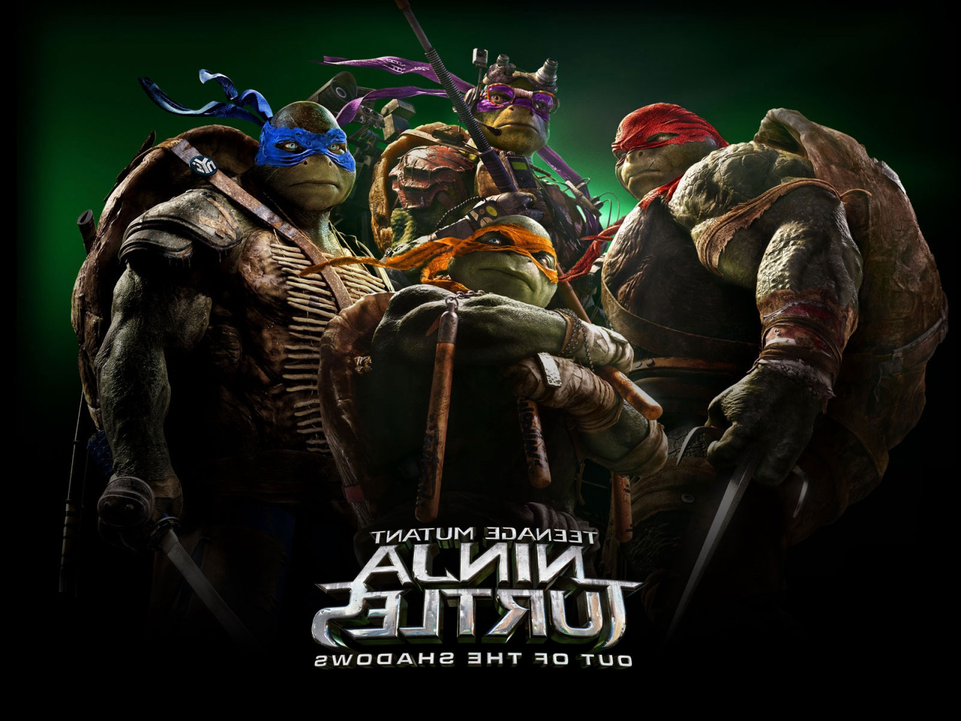 1920x1440 Teenage Mutant Ninja Turtles Tmnt Out Of The Shadows Hd Desktop