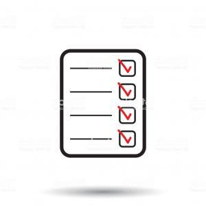 300x300 Check List Icon Document Design Graphic Vector Sohadacouri