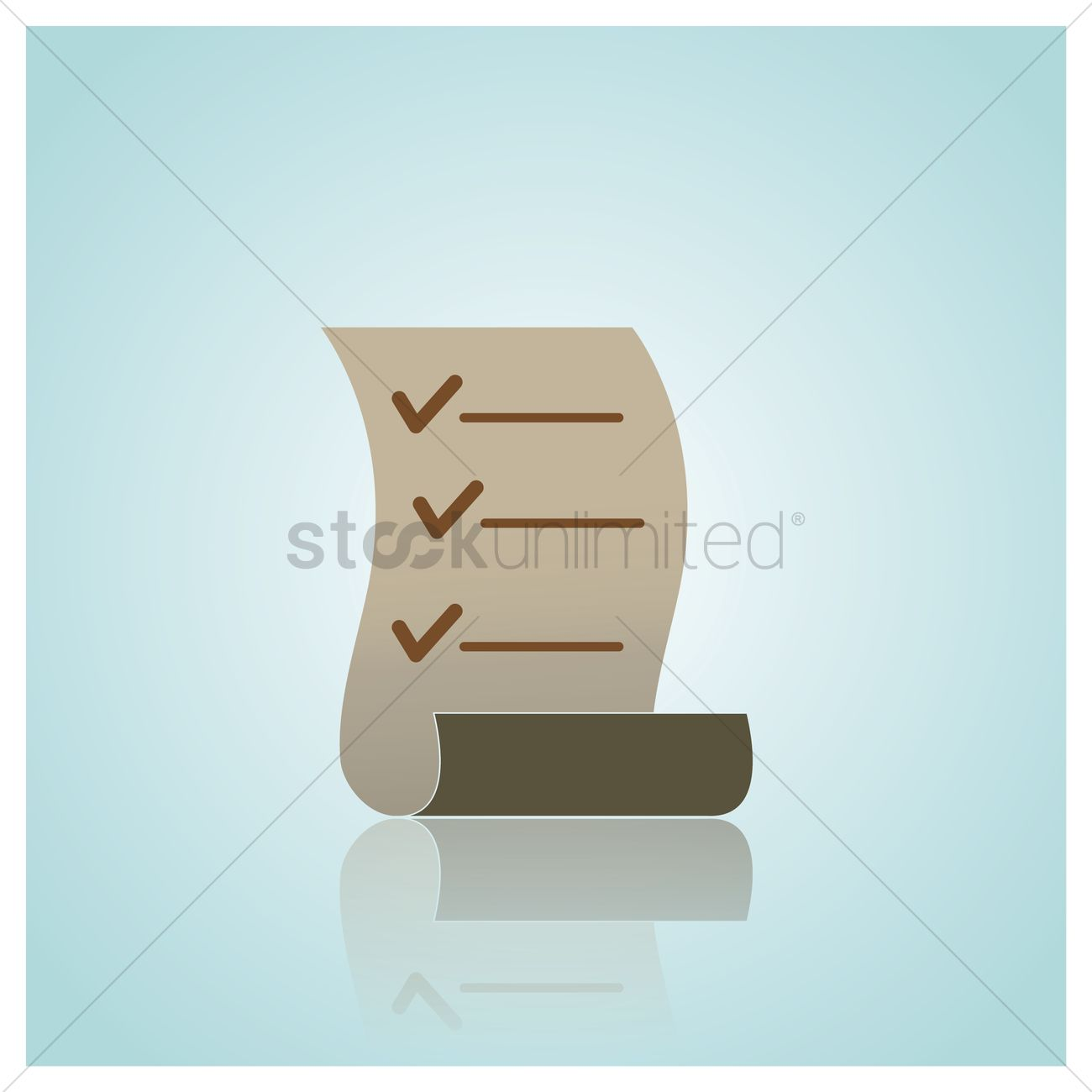 1300x1300 To Do List Vector Image