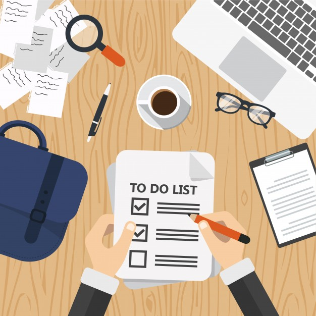 626x626 To Do List Concept Vector Free Download